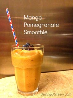 about Food - Smoothies on Pinterest | Smoothie, Pomegranate Smoothie ...