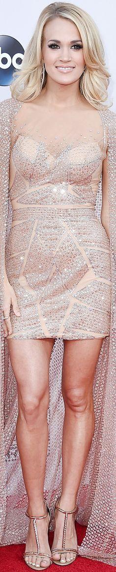 Carrie Underwood 2015 American Music Awards p/b LOLO ~ via Marguerite Burrill