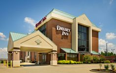 Learn more about hotels in Paducah, Kentucky. Learn about traveling to, hotels in and vacations in Paducah. Drury Inn - Paducah, KY