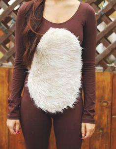 Deer Costume Tutorial Fawn