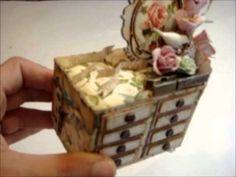 Matchbox Crafts, Matchbox Art, Shops, Thing 1, Diy Cards, Altered Art, Blog, Decorative Boxes, Inspiration Cards