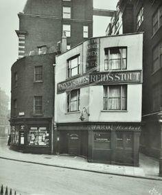 Two Chairmen, Dartmouth Street, Westminster, 1922