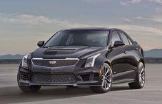 Cadillac ATS-V 2015