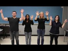 """We Are Young"" fun. - ASL Interpretation  AMAZING!"