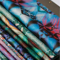 Zasue fabrics available at New Designers