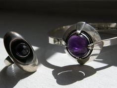 Vino pino: E. Granitin sormus ja rannekoru 60-luvulta
