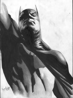 Batman by leonartgondim on @DeviantArt