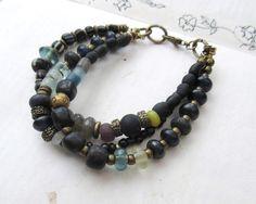 L'Encre De Lumière : un bracelet tribal 3 rangs ..... : Bracelet par les-reves-de-minsy