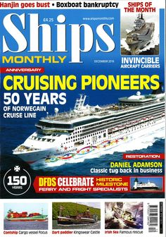 Ships Monthly (December 2016)