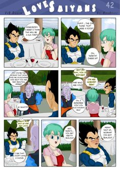 Doujin number 45 Oh, Bulma, you'll not change! And, Poor Vegeta! I hope you enjoy!!! LoveSaiyans page on FaceBook: MayaBriefs page on Twitter: LoveSaiyans page on Tumblr: LoveSaiyans site, Comics i...