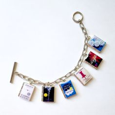 Paper TownsThe Fault in Our StarsWill GraysonLet by CraftingCall John Green Quotes, John Green Books, An Abundance Of Katherines, Looking For Alaska, Paper Towns, Locket Bracelet, Small Book, Book Jewelry, Funny Tattoos