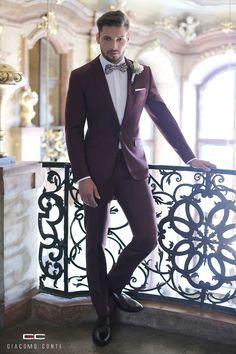 Stylizacja ślubna od Giacomo Conti: Bespoke, Gentleman, Menswear, Street Style, Mens Fashion, Suits, Luxury, Formal, Clothes