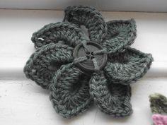 croco flower on ravelry