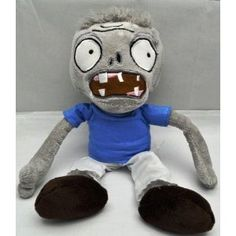Plants vs Zombies Plush POGO ZOMBIE (Toy)  http://documentaries.me.uk/other.php?p=B008R6VKT4  B008R6VKT4