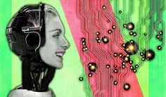 You're A Woman, I'm A Machine - This article is a little out there, but I find it fascinating.