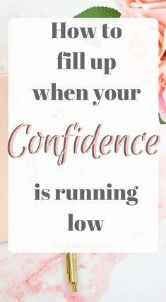 Here are three daily habits worth starting to boost your confidence and self-esteem, even when things feel like they're dragging you down. Self Confidence Tips, Confidence Boost, Confidence Quotes, Confidence Building, Negative Words, Negative Self Talk, Negative Thoughts, Development Quotes, Self Development