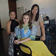 Dalagang Filipina Valeen Montenegro������#sundaypinasaya #makeupbygracetrias #hairbymanilynmoster #toniavilesglamteam #celebrity @valeentawak @manilyn_moster http://tipsrazzi.com/ipost/1519336140544912948/?code=BUVxCuHl640