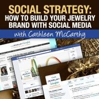 How to Build Your Jewelry Brand with Social Media live webinar | InterweaveStore.com Viral Marketing, Marketing Goals, Online Marketing, Social Media Marketing, Social Media Branding, Social Media Tips, Build Your Brand, Jewelry Branding, Cool Pictures