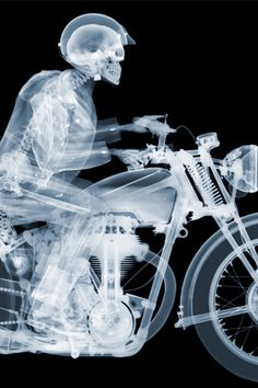 X-ray photography by Nick Veasey. #art