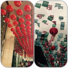 Chinese New Year is coming / Taipei on the streets