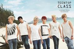 Teen Top Cap 2013