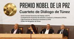 Blog del IES Laguna de Tollón: El Cuarteto de Diálogo Nacional de Túnez, Premio N...