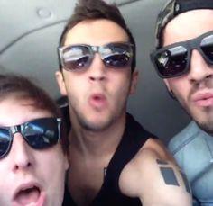 Mark, Tyler & Josh XD