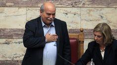 mykonos ticker: Με διευρυμένη πλειοψηφία νέος πρόεδρος Βουλής ο Νί...