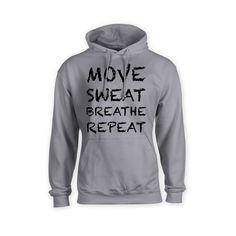 Move Sweat Breathe Hoodie