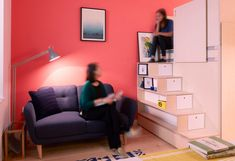 205-square-foot micro apartment contains everything you need - Curbed
