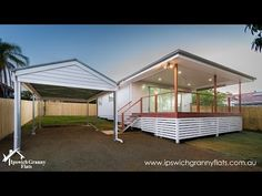 Granny Flats - All About Good Design Sonia Woolley 22 February 2016 Gone are the days of backyard sheds or garages renovated to become separate living spaces or unofficial Granny Flats. The humble Granny Flat has now come of age. Backyard Sheds, Granny Flat, Property Development, Investment Property, Case Study, Tiny House, Gazebo, Cool Designs, Living Spaces
