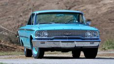 Ford Stock, Ford Ltd, Ford Galaxie, Steel Wheels, Manual Transmission, Quad, Antique Cars, Engineering, Auction