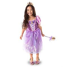 Rapunzel Costume Collection for Kids