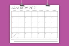 Ad: x 11 Inch Minimal 2020 Calendar by Running With Foxes on This listing is for a printable inch horizontal (landscape orientation) 2020 calendar template. Use as is, or add to it as needed! Monthly Calendar Template, Photo Calendar, Free Printable Calendar, Calendar 2020, Calendar Ideas, Yearly Calendar, Stationery Templates, Print Templates, Indesign Templates