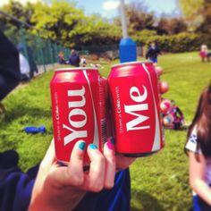 You. Me.