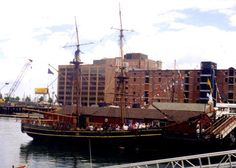 Boston Tea Party Ship