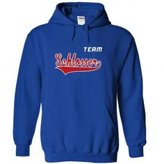 I Love Team Schlosser T shirts
