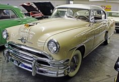 1954 Pontiac Chieftian Custom Catailina..Re-pin brought to you by agents of #Carinsurance at #HouseofInsurance in Eugene, Oregon