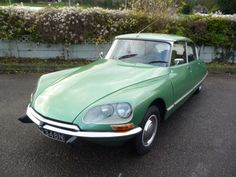 Citroen DS 21 Super 5 1975 Cruised around in my friend's Cintroen