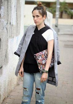 The Pisces Woman fashion blog בלוג אופנה: Boyish!