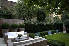 - London garden (2) designed by Luciano Giubbilei