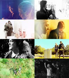 I saw a brother, sister love between them. She opened up parts of Daryl. Daryl Beth, Beth Greene, Emily Kinney, The Walking Dead 3, Stuff And Thangs, Dead Man, Daryl Dixon, Norman Reedus, Best Shows Ever