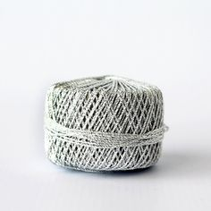 Silver Twine for Gift Wrapping // 66 Foot Spool