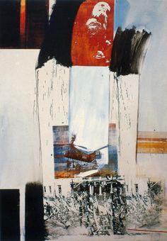 """Robert Rauschenberg - Kite, 1963 """"La Magnifica Ossessione"""" www.mart.tn.it/magnificaossessione"""