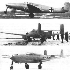 Heinkel He-280.  Less than two weeks later, on 27 March, Erhard Milch cancelled the project. The Jumo 004-powered Me 262 appeared to have most of the qualities of the He 280, but was better matched to its engine. Heinkel was ordered to abandon the He 280 and focus attention on bomber development and construction, something he remained bitter about until his death.