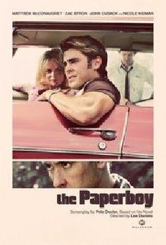 Matthew McConaughey's been busy.  Him with Zac Efron, Nicole Kidman & John Cusack.