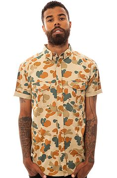 The Tribes Buttondown Shirt in Desert Pacific by 10 Deep $88 http://www.karmaloop.com/product/The-Tribes-Buttondown-Shirt-in-Desert-Pacific/329036 Use Repcode ACE2CWB for 20% off OR WITH any Promocode for an extra 1% off.