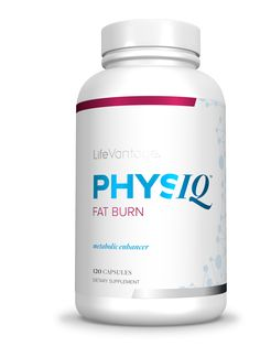 """I've lost over 4"""" around my waist in just 3 weeks by adding this product to my daily life!    PhysIQ Fat Burn 