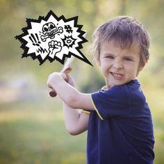7 formas de acabar con las palabrotas de los niños.