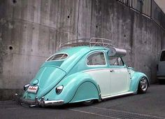 Custom VW Beetle